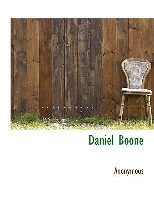 Daniel Boone N/A 9781116737011 Front Cover