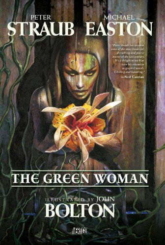 Green Woman   2010 9781401211011 Front Cover