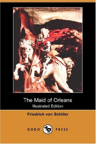Maid of Orleans  N/A 9781406539011 Front Cover