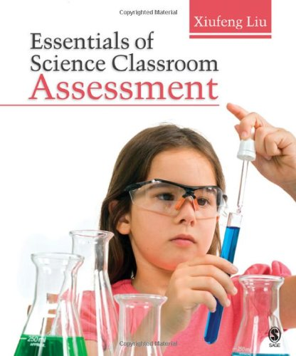 Essentials of Science Classroom Assessment   2010 edition cover