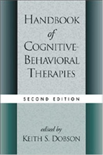 Handbook of Cognitive-Behavioral Therapies, Second Edition  2nd 2001 edition cover