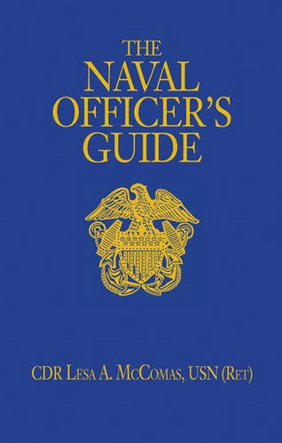 Naval Officer's Guide  12th 2011 edition cover