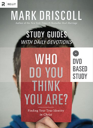 Who Do You Think You Are? Participant's Guide   2013 9781938805011 Front Cover