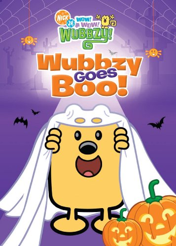 Wow! Wow! Wubbzy!: Wubbzy Goes Boo! System.Collections.Generic.List`1[System.String] artwork