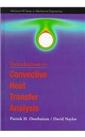Introduction to Convective Heat Transfer Analysis   1999 edition cover