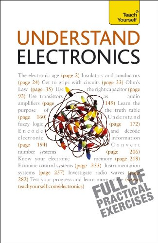 Understand Electronics  2nd 2010 9780071740012 Front Cover