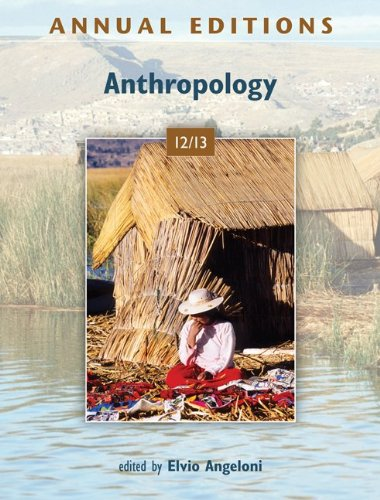 Anthropology 12/13  35th 2012 edition cover