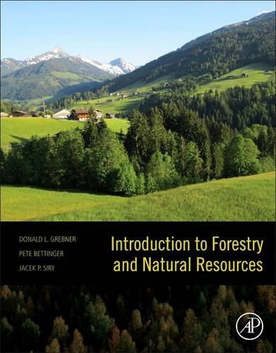 Introduction to Forestry and Natural Resources   2013 edition cover
