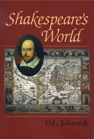 Shakespeare's World   2004 9780130971012 Front Cover