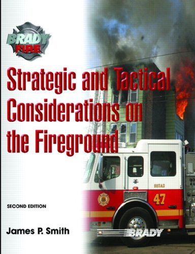Strategic and Tactical Considerations on the Fireground  2nd 2008 edition cover