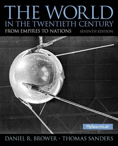 World in the Twentieth Century  7th 2014 (Revised) edition cover