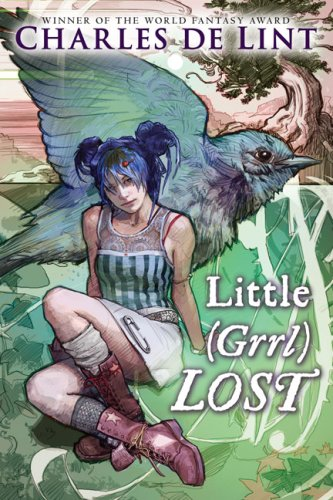 Little (Grrl) Lost  N/A 9780142413012 Front Cover