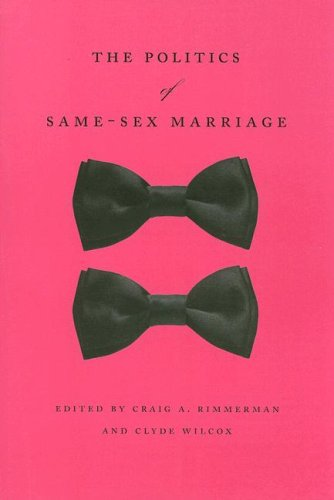 Politics of Same-Sex Marriage   2007 edition cover