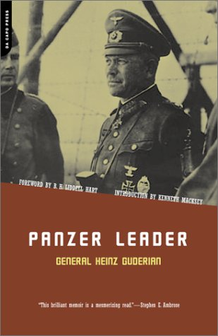 Panzer Leader  Reissue  edition cover