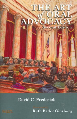 Art of Oral Advocacy, 2d  2nd 2011 (Revised) edition cover