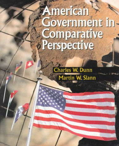 American Government in Comparative Perspective  2nd 2000 9780321012012 Front Cover