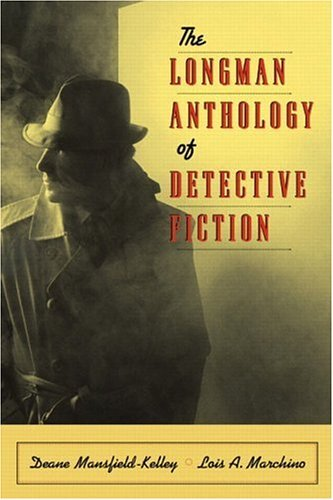 Longman Anthology of Detective Fiction   2005 edition cover