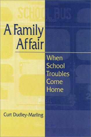 Family Affair When School Troubles Come Home  2000 edition cover