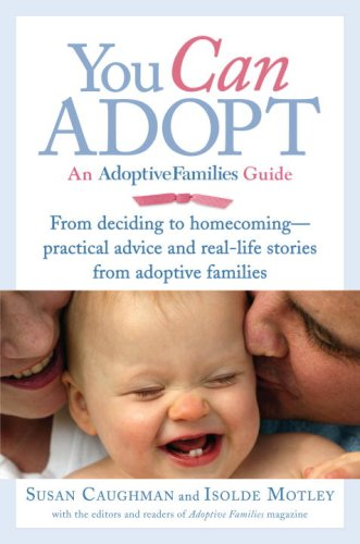 You Can Adopt An Adoptive Families Guide  2009 edition cover