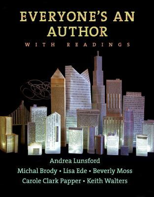 Everyone's an Author with Readings   2012 edition cover