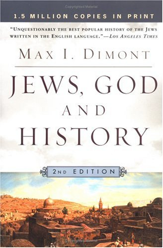Jews, God and History  2nd 2004 edition cover