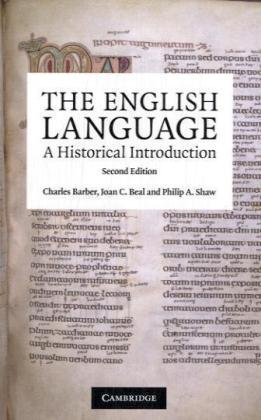 English Language A Historical Introduction 2nd 2009 (Revised) edition cover