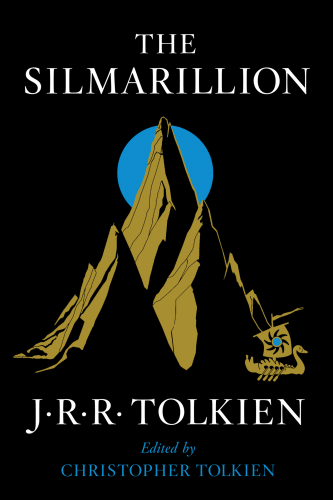 Silmarillion   2014 edition cover