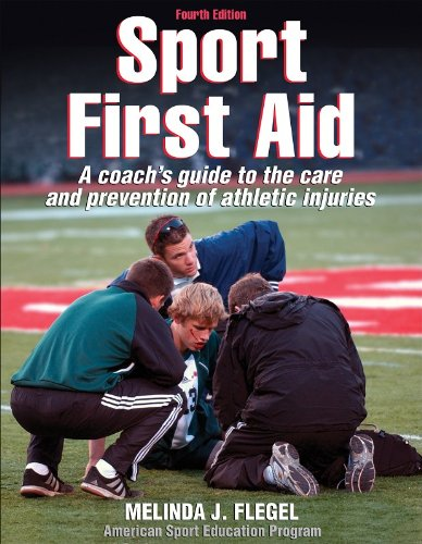 Sport First Aid  4th 2008 edition cover