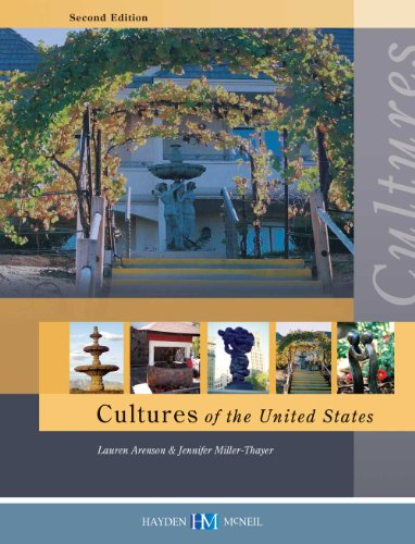 Cultures of the United States  2nd edition cover