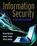 Information Security for Managers   2013 edition cover