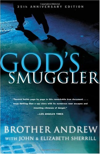 God's Smuggler  35th 2001 edition cover