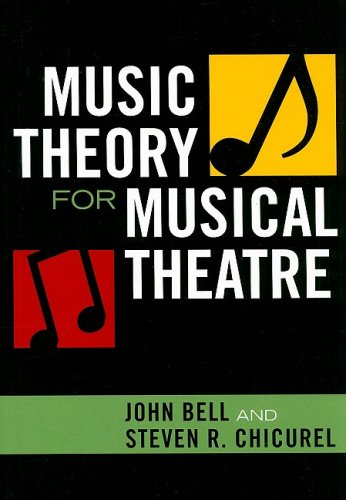 Music Theory for Musical Theatre   2008 edition cover