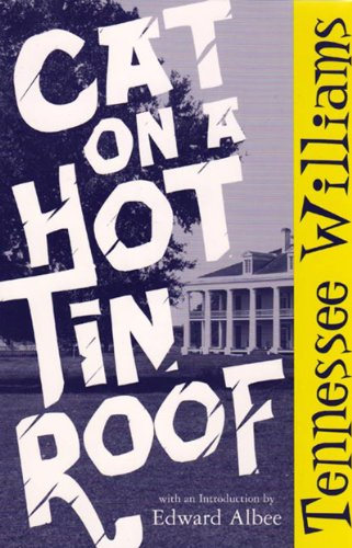 Cat on a Hot Tin Roof   2004 edition cover