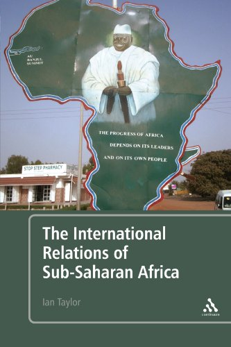 International Relations of Sub-Saharan Africa   2010 edition cover