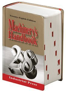 Machinery's Handbook  28th 2008 (Large Type) edition cover