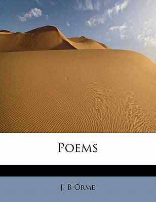 Poems  N/A 9781115964012 Front Cover