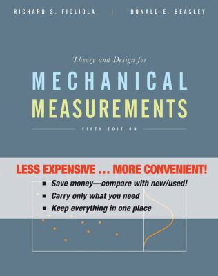 Theory and Design for Mechanical Measurements  5th 2011 9781118356012 Front Cover