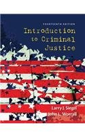 Introduction to Criminal Justice: 14th 2013 edition cover