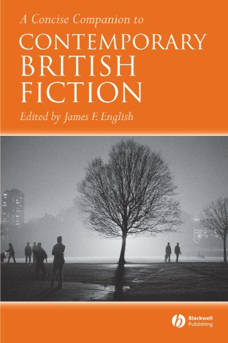 Concise Companion to Contemporary British Fiction   2005 (Revised) 9781405120012 Front Cover