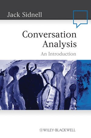 Conversation Analysis An Introduction 5th 2010 edition cover
