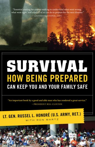 Survival How Being Prepared Can Keep You and Your Family Safe N/A edition cover