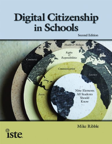 Digital Citizenship in Schools Nine Elements Students Should Know 2nd 2011 edition cover