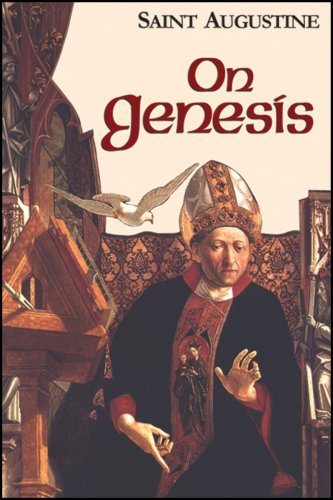 On Genesis Two Books on Genesis: Against the Manichees and On the Literal Interpretation of Genesis: An Unfinished Book N/A 9781565482012 Front Cover