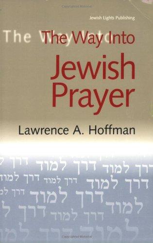 Way into Jewish Prayer   2004 edition cover