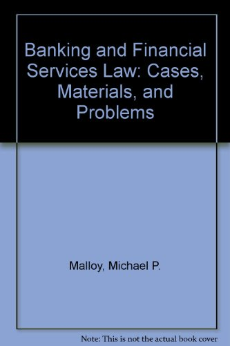 Banking and Financial Services Law: 2011-2012 Statutory Supplement  2011 edition cover