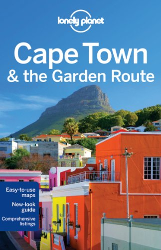 CAPE TOWN AND THE GARDEN ROUTE  7th 2012 (Revised) edition cover