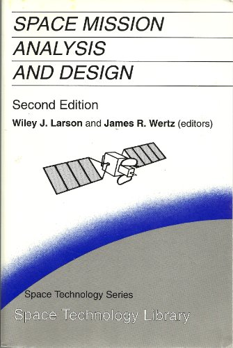 Space Mission Analysis and Design 2nd 1992 edition cover