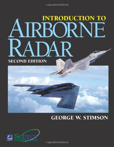 Introduction to Airborne Radar  2nd 1998 (Revised) edition cover