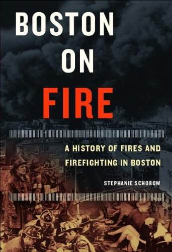 Boston on Fire (paperback)  N/A 9781933212012 Front Cover