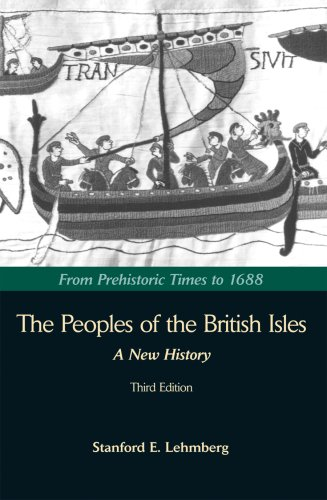 Peoples of the British Isles 3E : From Prehistoric Times To 1688 3rd 2008 9781933478012 Front Cover